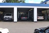 Rostock Taxi Werkstatt